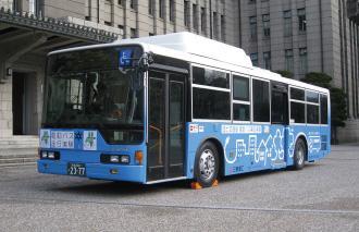 Mitsubishi Fuso Truck Bus: AERO STAR ECO HYBRID(2011年)|Vehicle