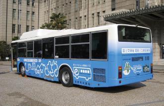 Mitsubishi Fuso Truck Bus: AERO STAR ECO HYBRID(2011年