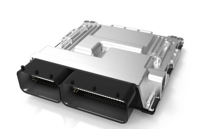 Powertrain & Chassis Control Module