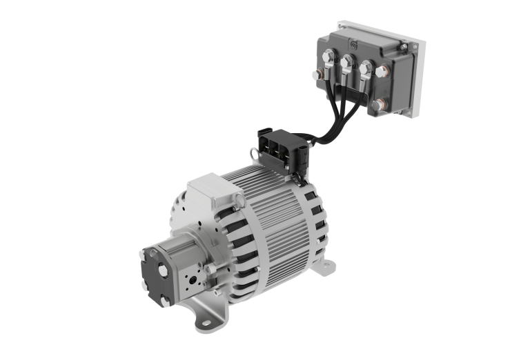 電動油圧パワーステアリングシステム